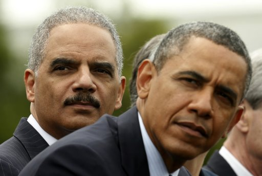 Holder & Obama: A 1-2 impeachment punch