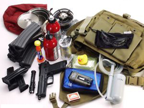 "Prominent Wall Street advisor recommends ""Bug-out Bag"" with increasing collapse risk"