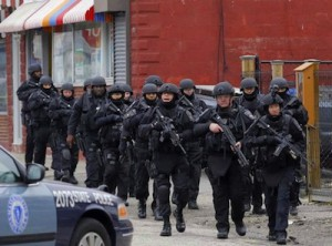 Obama's Promised Civilian Police Force: It's Happening