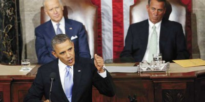 SOTU Coverage Only Obscures Obama's Treason