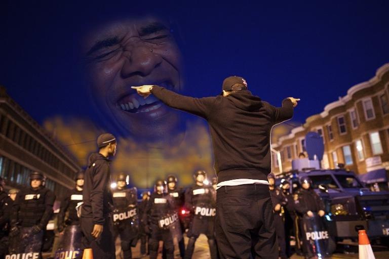 Baltimore and Obama's Masterful Manipulation