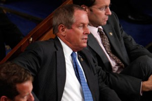 Where's Rep. Joe Wilson When We Need Him?