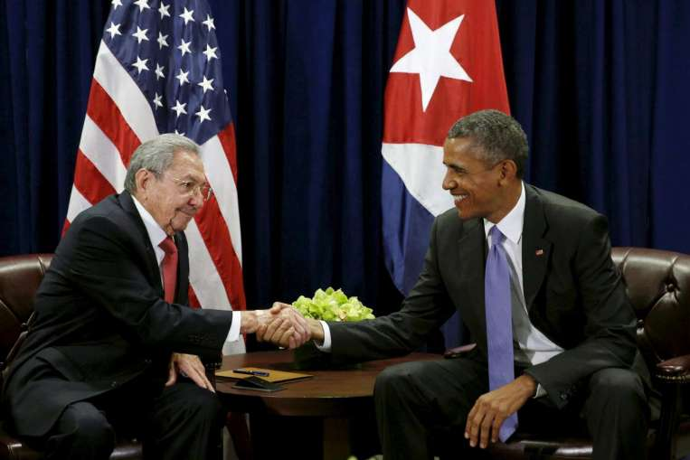 Obama's Cuban 'Communist Summit'