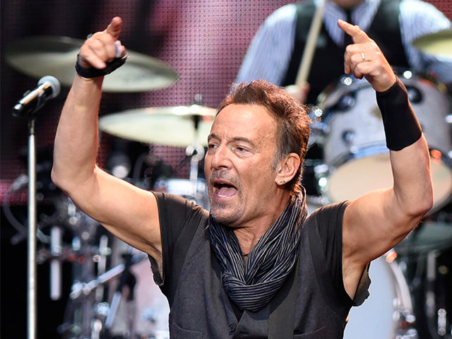 Springsteen and Soros and Blacks – Oh, My!