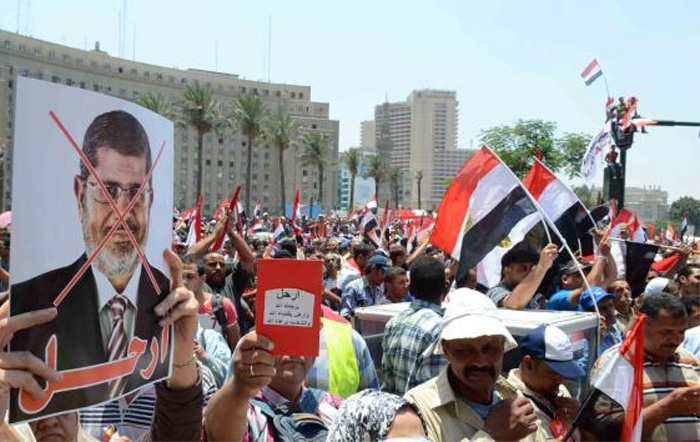 Egypt and U.S.: Different Revolutions, Similar Players