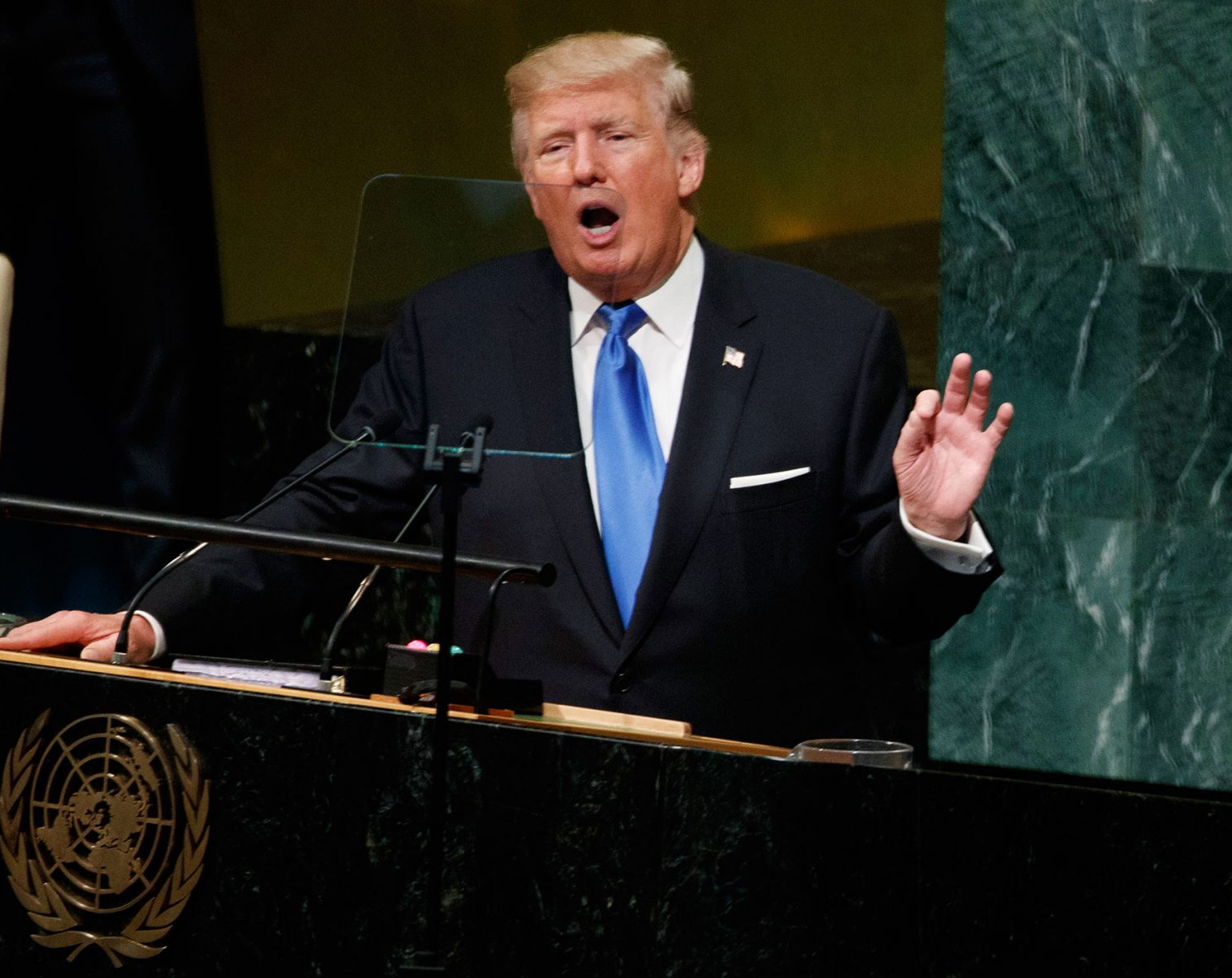 Trump Nails it at the UN: Socialism Sucks