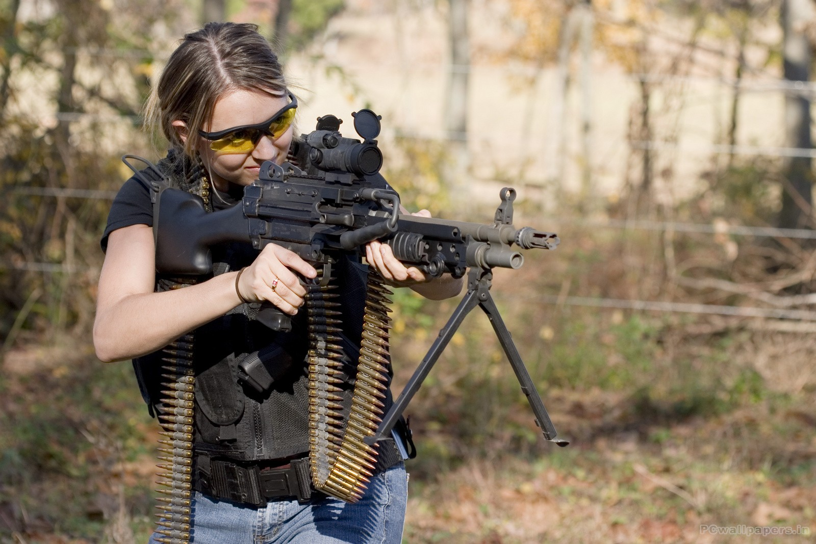 Women and Guns: How The Left Gets It Wrong
