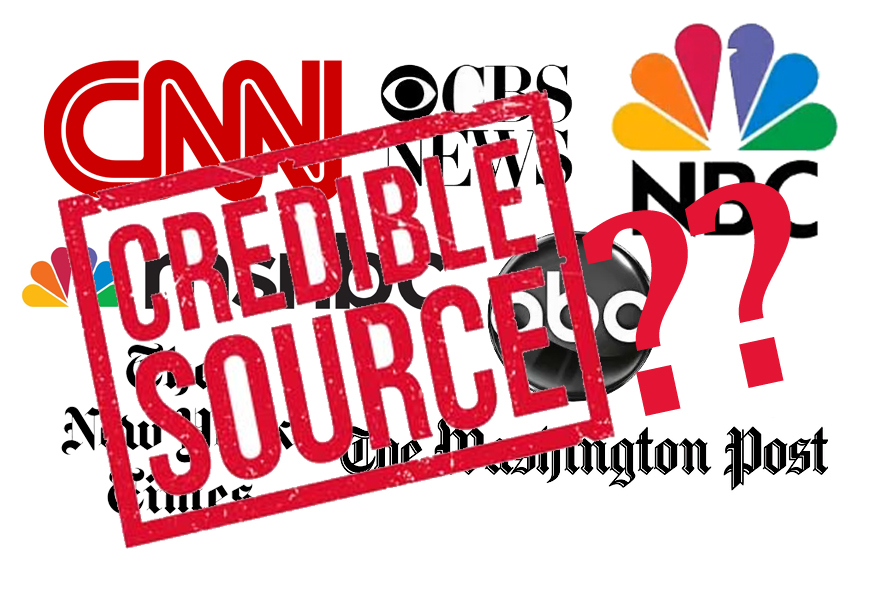 Why the Press Doesn't Care About Credibility