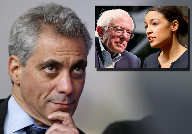 Will Dems' Pro-Socialist Rhetoric Torpedo 2020 Bids?
