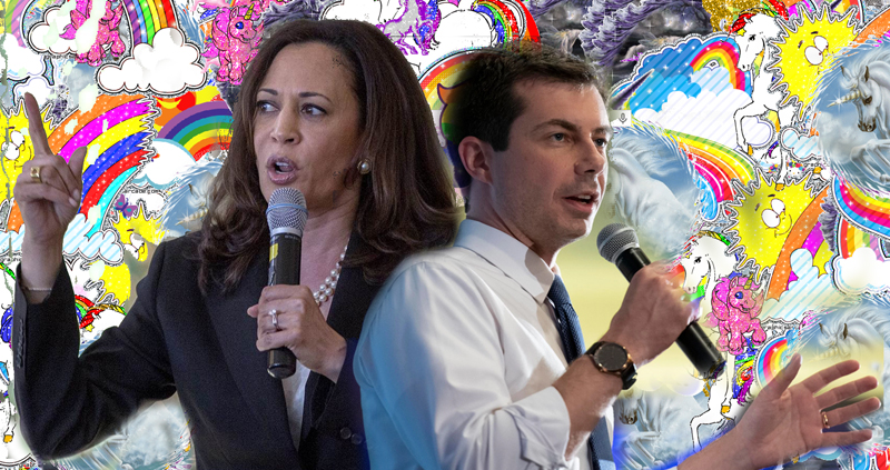 Dems' 'Poison Pill' Pandering to Black Americans